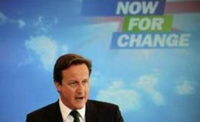 British Conservatives have 14 point lead: Poll