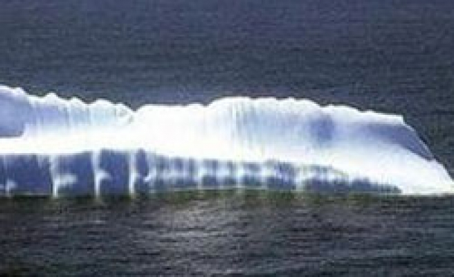 Scientists find CO2 link to Antarctic ice cap origin