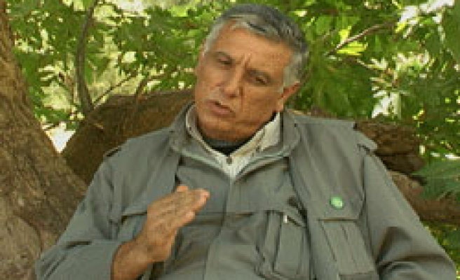 Guardian interview with PKK