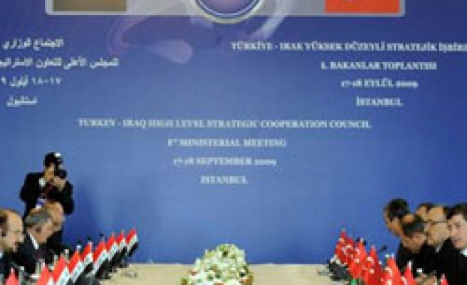 Turkey, Iraq working on most comprehensive economic integration