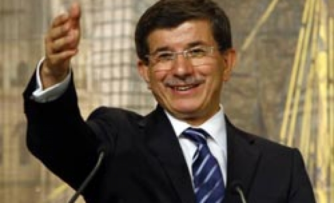 Davutoglu says Turkey can not be indifference to Iraqi issues
