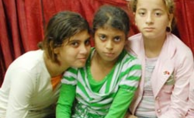 Palestinian orphans in Turkey say not sure of anything in Gaza / PHOTO