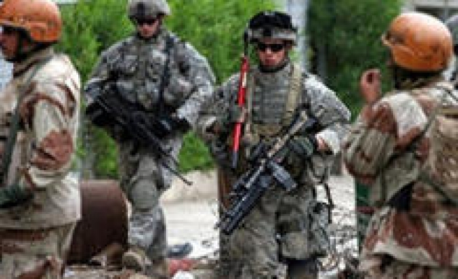 10.000 U.S. soldiers launch offensive in Iraq