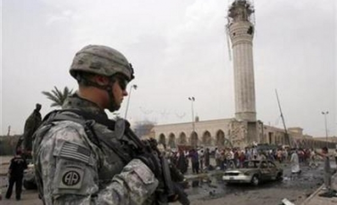 Iraqi mosques being destroyed / VIDEO