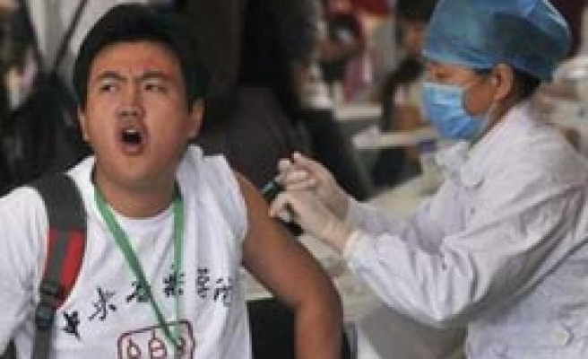 China says H1N1 flu spreading into the countryside