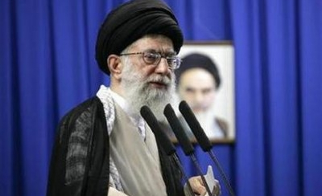 Khamenei wants  firm action against 'rioters'