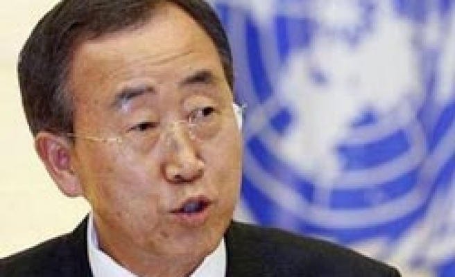 UN's Ban to visit Cyprus to boost peace talks
