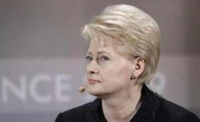 Lithuania's FM resigns after CIA dispute