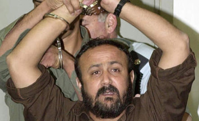 Israel says not to release jailed Fatah leader