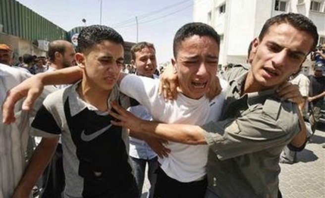 Israeli troops kill 6 Palestinians