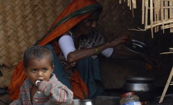 UN: One in eight people around the world go hungry
