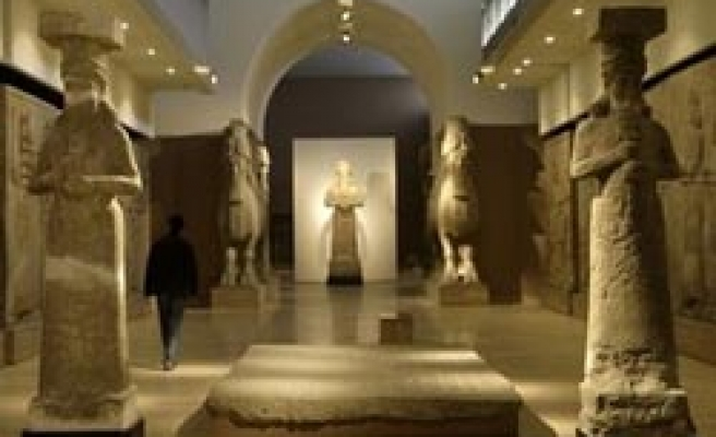 Google to put ancient Iraq museum collection online