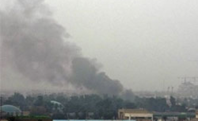 Islamic State of Iraq claims Baghdad bombings