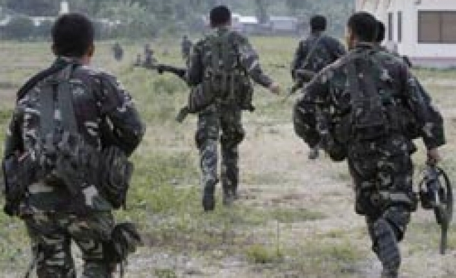 Children among hostages held in Philippines