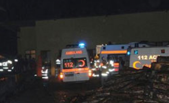 Three rescued, more trapped underground in Turkey's mine blast