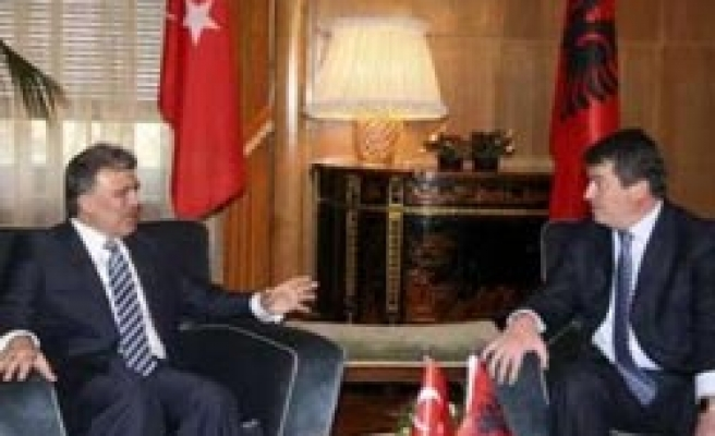 Albania says Turkey 'number one foreign trade partner'