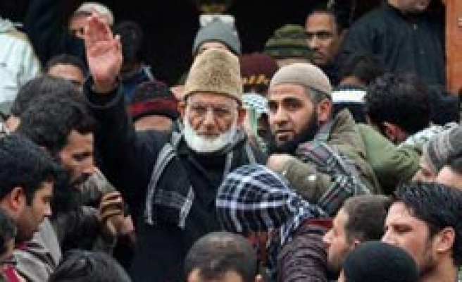 Police fire shots as Kashmiris protest on world rights day / PHOTO