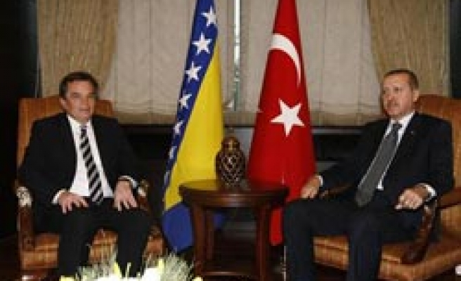 Turkey increases high level visits to Balkans states in 2009
