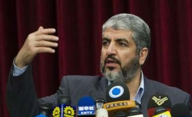 Palestine's Hamas to fight alongside Iran if Israel attack: Meshaal