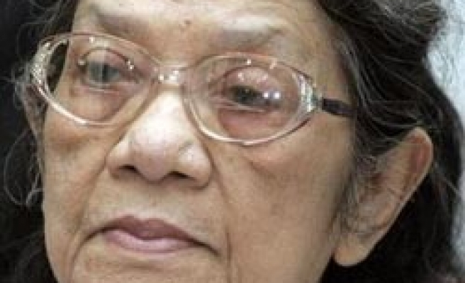 UN court charges Khmer Rouge 'First Lady' with genocide
