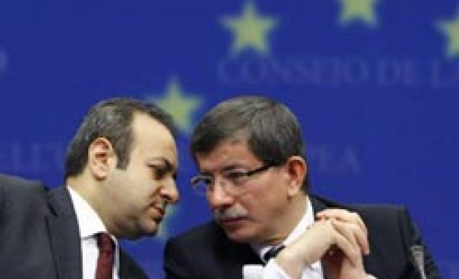 Turkey says to speed up moves for EU visa free travel