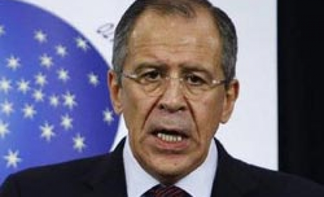 Lavrov to envoys: watch Russian TV to get truth on Ukraine