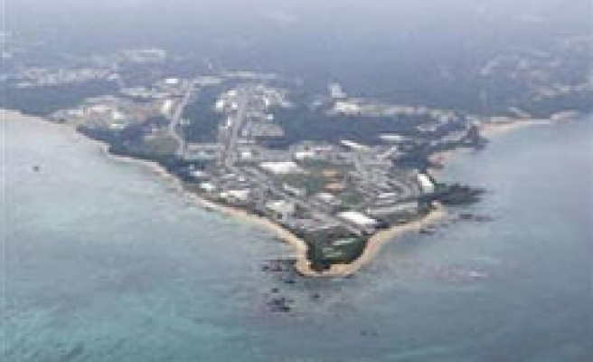 Japan sees May is US base fate time