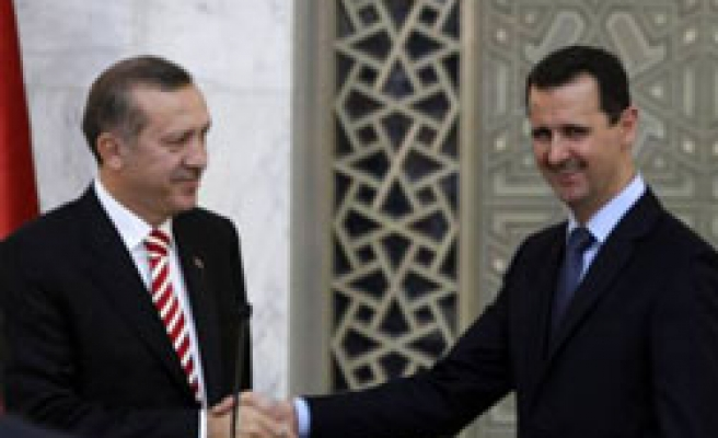 Turkish PM: 51 deals first milestone with Syria ties