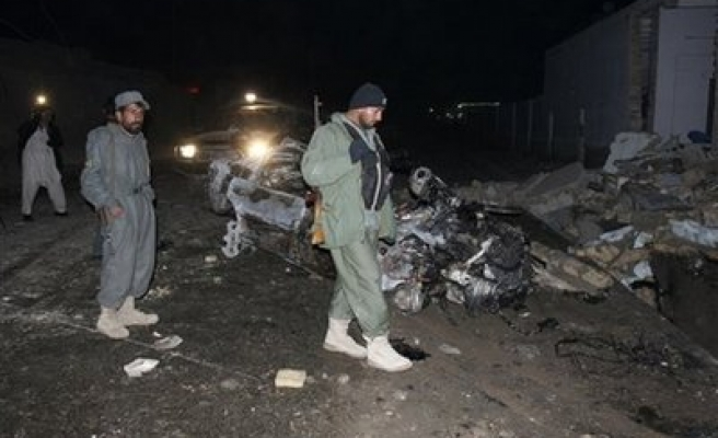 Car bomb hits Afghanistan's Kandahar, kills 8