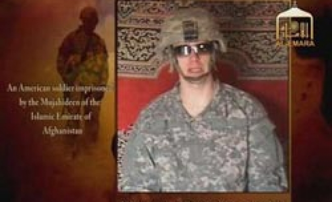 Afghan Taliban issue new video of captive US soldier