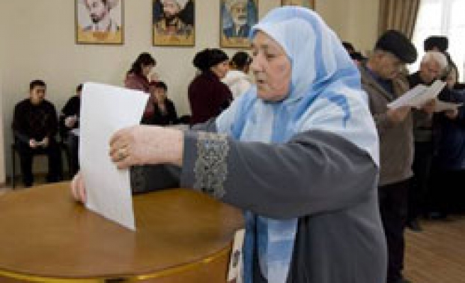 Uzbekistan votes in parliamentary elections