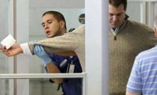 Dutch to use full body scanners for US flights