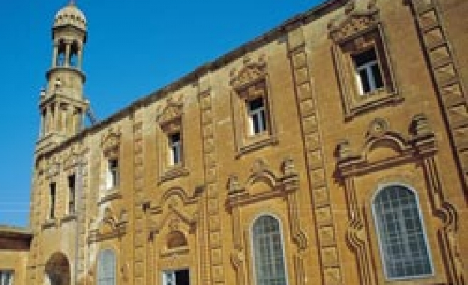 Ages of Ancient curch, monastry ascertained in Turkey's Mardin /PHOTO