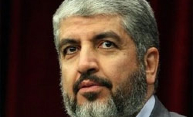 Turkey's FM meets Hamas leader in Syria
