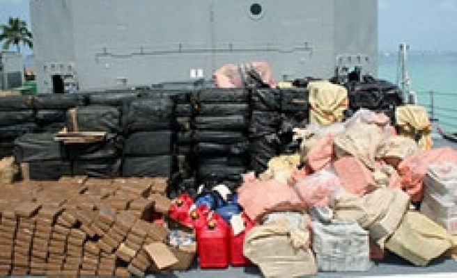 Turkish Narcotic teams seize massive drugs in 2009