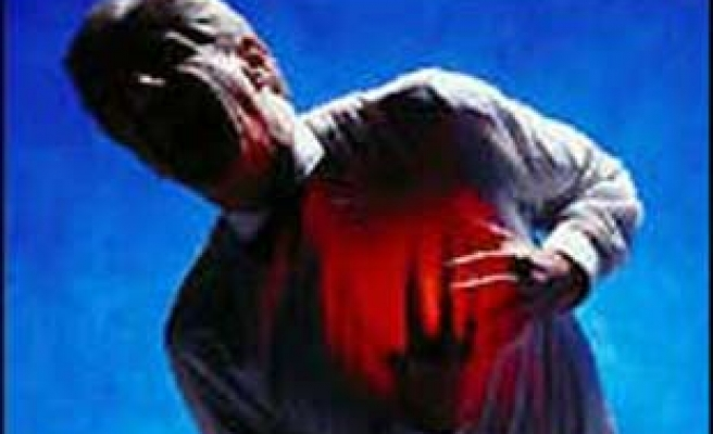 Stem cell injection for heart attack victims