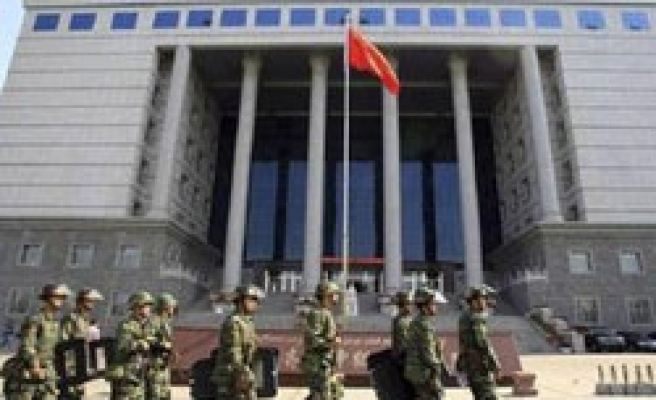 China vows not to relax its grip on Uighurs
