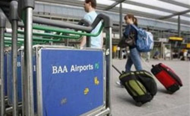 BAA to impose full-body scanners at UK's Heathrow