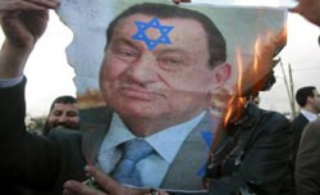 Jordanians call on Egypt to honor Muslim obligation over Gaza / PHOTO