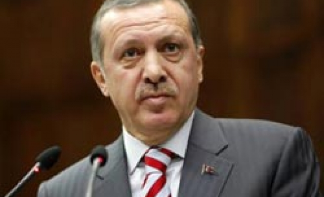 Turkey's PM hopes Israel to be in favor of peace