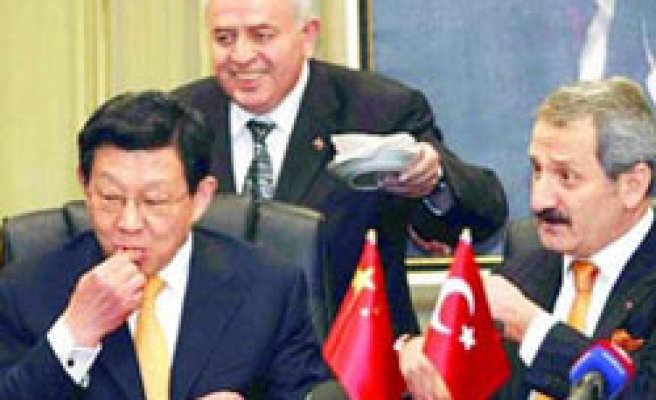 Caglayan calls on Chinese firms to invest in Turkey