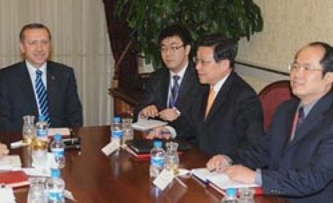 Chinese minister says 'respects' Turkish ties with Uighurs
