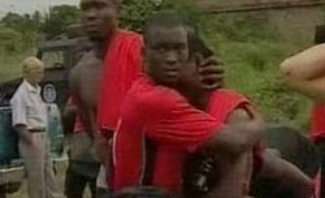 Togo teams urged not to travel by bus through Angola after attack /PHOTO