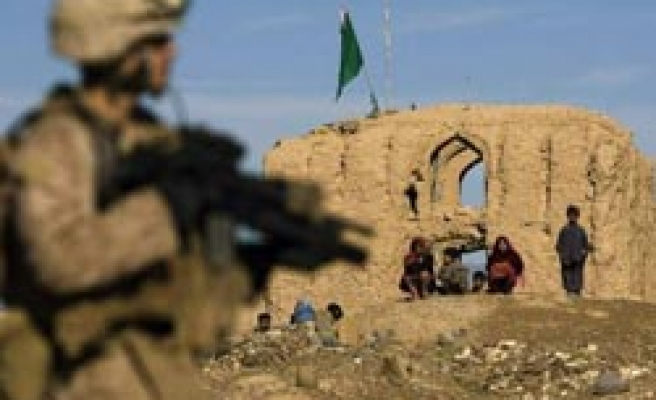 British group cancels march, calls for troops to quit Afghan invasion