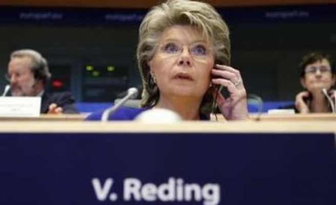 EU justice chief-designate questions scanners over individual dignity
