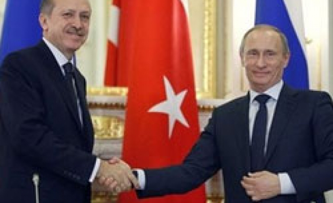 Turkey, Russia sign joint declaration on energy cooperation