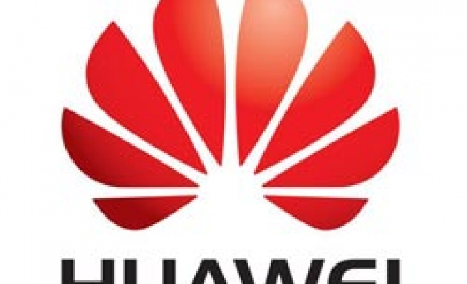 Chinese Huawei says to invest over $50 mln in Turkey