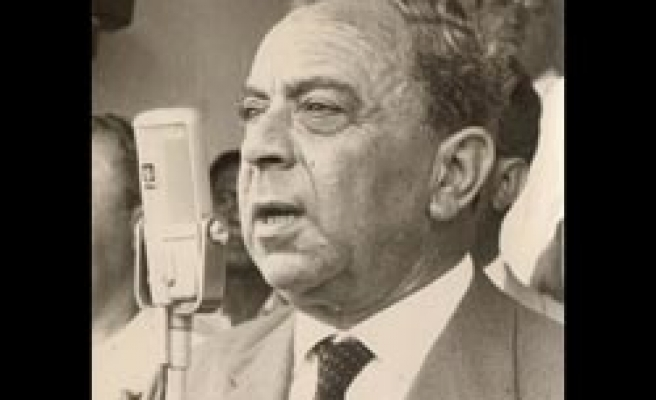 Turkish Cypriots commemorate freedom leader
