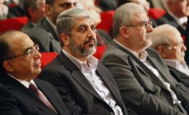 Hamas delegation in Tehran to 'boost ties'