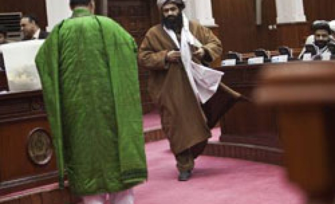 Afghan parliament to recess without confirming cabinet